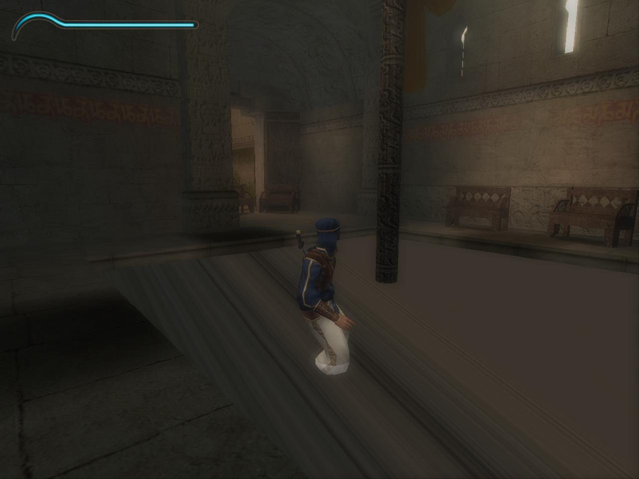 Water Rendering Is Broken In Prince Of Persia Sands Of Time