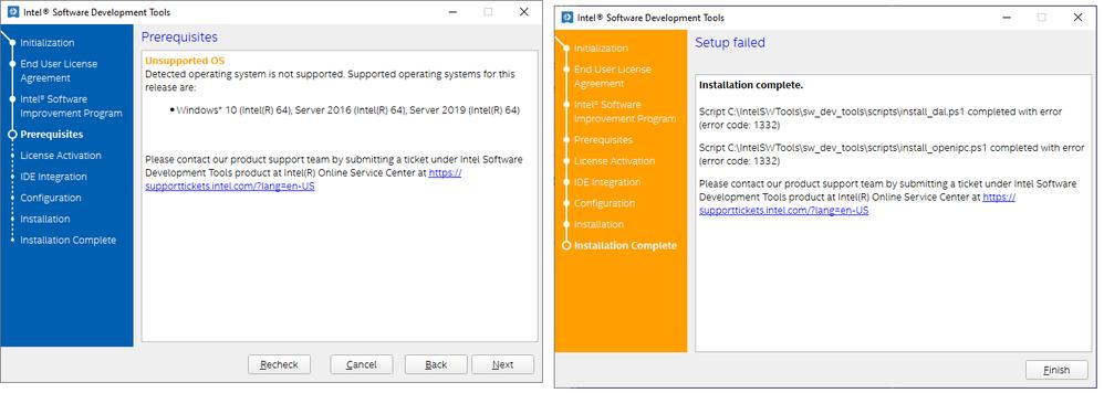 Intel Studio errors durong install.png