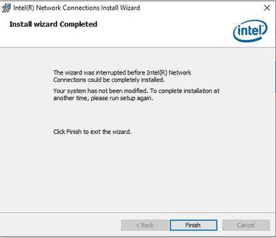 Prob installing LAN nwk driver.JPG